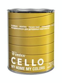 CELLO WINTEX TALOMAALI 0,9L PM5 PUNAINEN