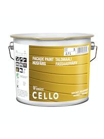 CELLO WINTEX TALOMAALI 2,7L PM5 PUNAINEN
