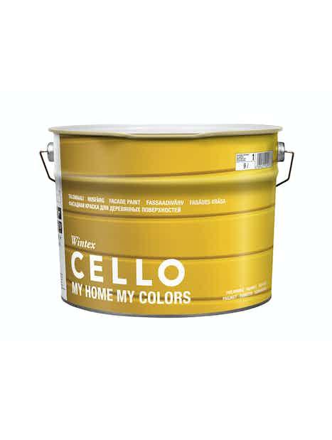 CELLO WINTEX TALOMAALI 9L PM5 PUNAINEN