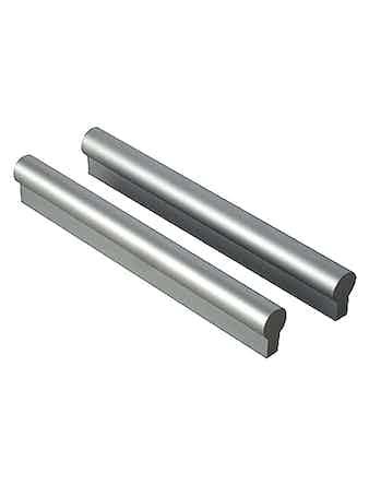 Möbelhandtag Cello Aluminium 2026-6 96mm 2-Pack