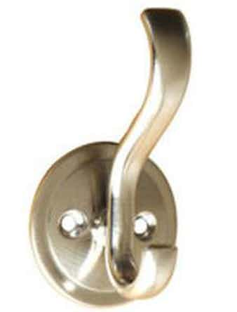 Klädkrok Cello Nickel 4006-2