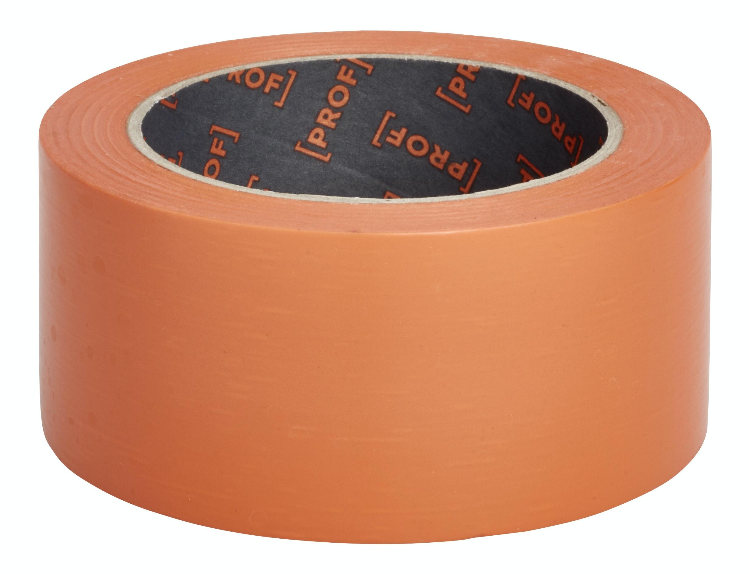 Skyddstejp Prof Orange 50mmx33m