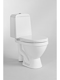 WC-ISTUIN IONA AVOIN S-LUKKO EI KANTTA