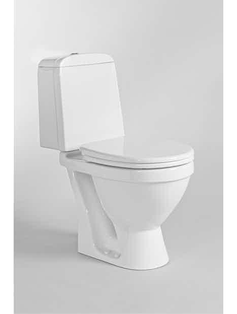 WC-ISTUIN IONA P-LUKKO EI KANTTA