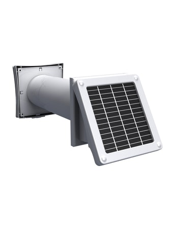 SOLPANEL ECOVENT TURBO 100 VIT