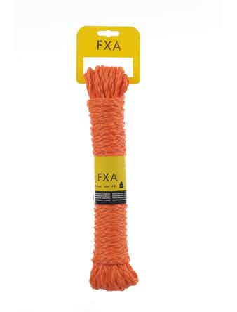 Lina Fxa Polyetyl Flätat Orange 10mmX10m