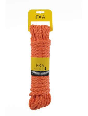 Lina Fxa Polyetyl Flätat Orange 12mmX10m