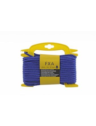 Lina Fxa Polypropen Flätat Blå 5mmX15m