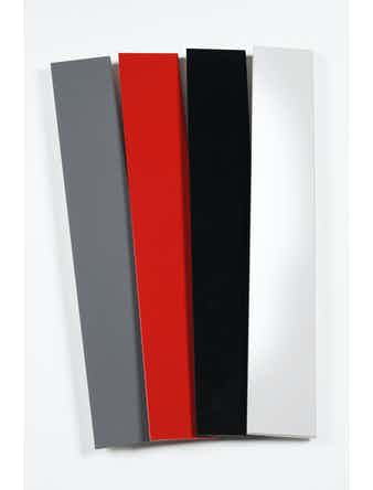 Utbytbar front till Exellent Dione 750. Färgpanel set bas