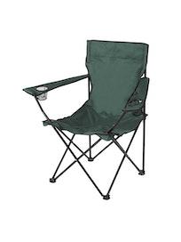 Кресло туристическое, 50 х 50 х 80 см, зеленое