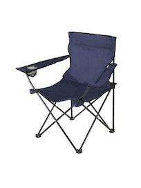 Кресло туристическое, 50 х 50 х 80 см, синее