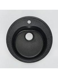 Мойка мраморная Fosto КМД 51, черная