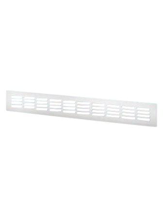 Решетка дверная металлическая PROF МВМА 500х60 анодированная