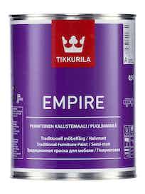 Эмаль Tikkurila Empire A, полуматовая, 0,9 л