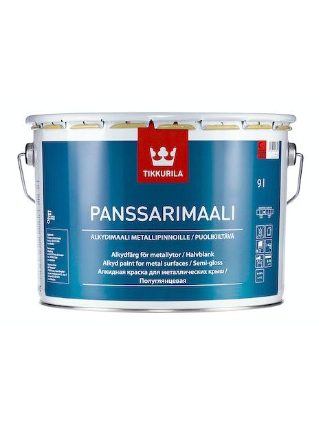 PANSSARIMAALI 9L A VALKOINEN SÄVYTETTÄVISSÄ
