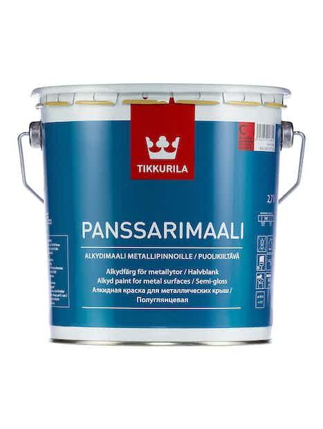 PANSSARIMAALI 2,7L A VALKOINEN SÄVYTETTÄVISSÄ