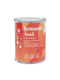 Краска интерьерная Tikkurila Remontti Assa, полуматовая, база C, 0,9 л