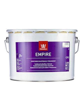 Эмаль Tikkurila EMPIRE, полуматовая, 9 л