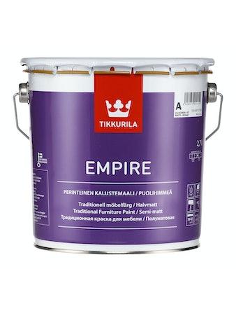 Эмаль Tikkurila Empire, полуматовая, 2,7 л