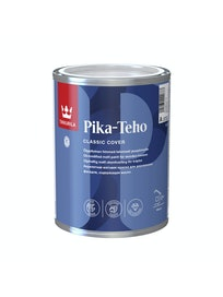 Краска фасадная Tikkurila Pika-Teho, база C, 0,9 л