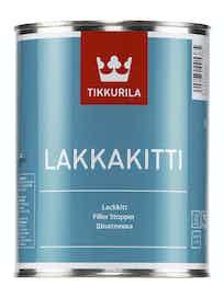 Шпатлевка алкидная Tikkurila, LAKKAKITTI, 1 л