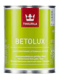 Краска д/пола BETOLUX A 0,9л Tikkurila