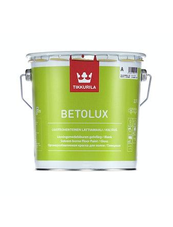 Краска для пола Tikkurila BETOLUX A, 2,7 л