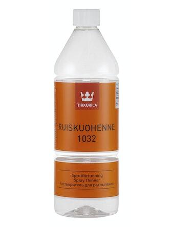 Растворитель Tikkurila Ruiskuohenne 1032, 1 л