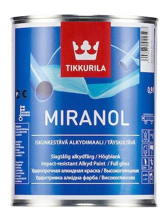 Краска декоративная MIRANOL медная 1 л Tikkurila