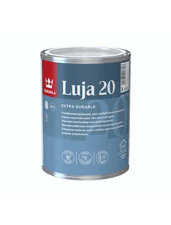 Краска LUJA 20 A п/матов. 0,9л Tikkurila