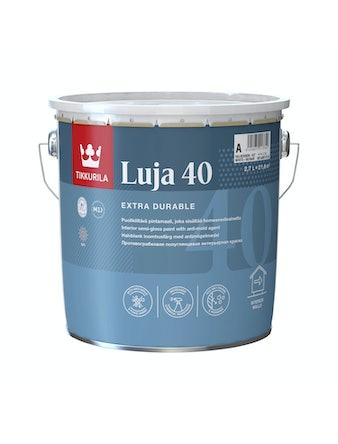 Краска LUJA C 805 полуглянцевая 2,7 л Tikkurila