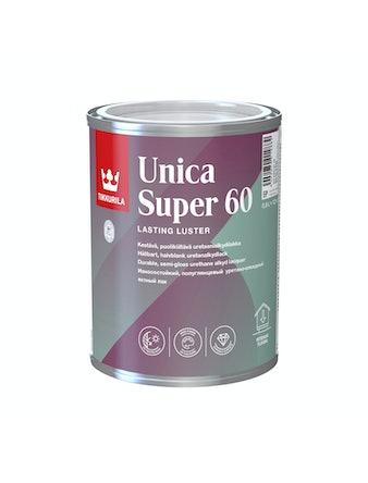 Лак унив.UNICA SUPER п/гл.0,9л Tikkurila