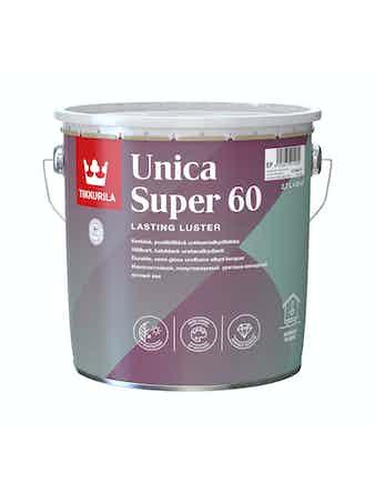 Лак унив.UNICA SUPER п/гл.2,7л Tikkurila