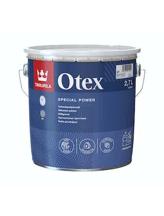 Грунт высокой адгезии Tikkurila OTEX, совершенно матовый, 2,7 л