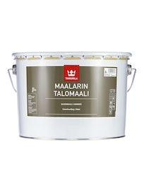 MAALARIN TALOMAALI 9L A VALKOINEN SÄVYTETTÄVISSÄ