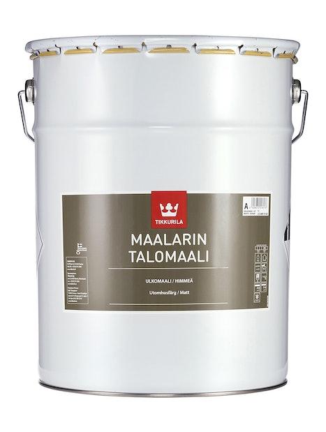 MAALARIN TALOMAALI 18L A VALKOINEN SÄVYTETTÄVISSÄ
