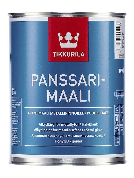 PANSSARIMAALI 0,9 L C PERUSMAALI