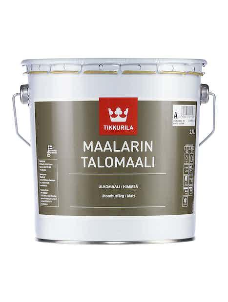 MAALARIN TALOMAALI 2,7L A VALKOINEN SÄVYTETTÄVISSÄ
