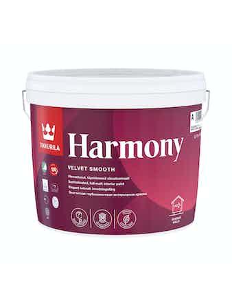 Краска сов.мат. Harmony A 2,7л Tikkurila