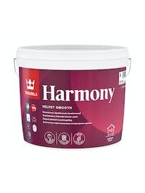 Краска интерьерная Tikkurila Harmony, совершенно матовая, база C, 2,7 л