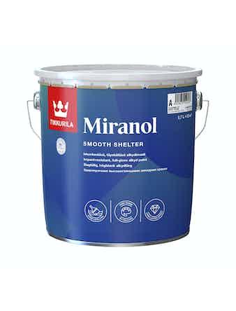 Эмаль MIRANOL C глянц. 2,7л Tikkurila
