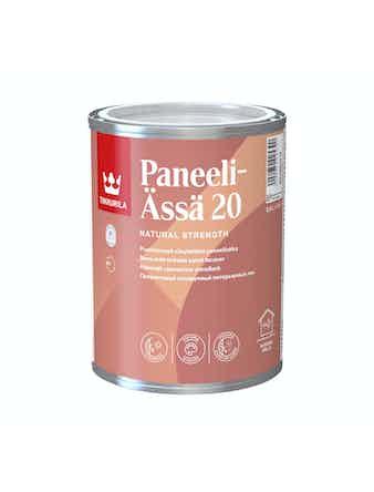 Лак PANEELI-ASSA п/мат 0,9л Tikkurila