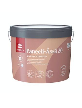 Лак PANEELI-ASSA п/мат 9л Tikkurila