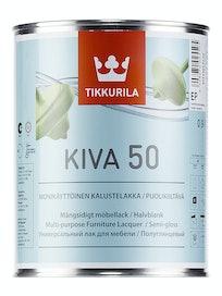 KIVA 50 KALUSTELAKKA 0,9L PUOLIKIILTÄVÄ EP SÄVYTETTÄVISSÄ