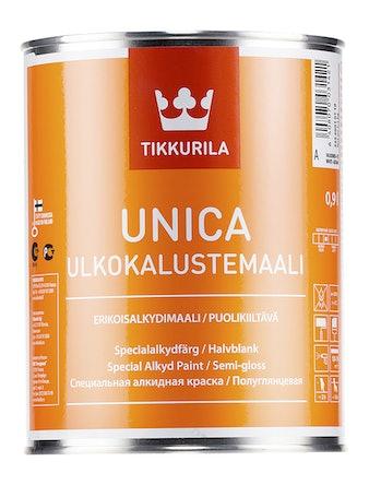 Краска спец.прим. UNICA A 0,9л Tikkurila