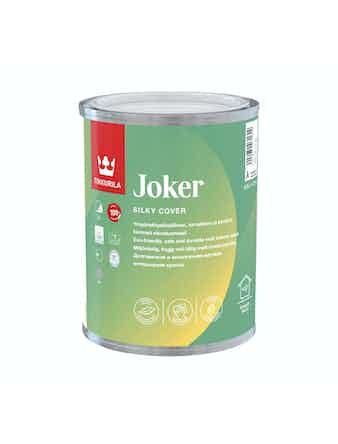 Краска JOKER A шелк.мат. 0,9л Tikkurila