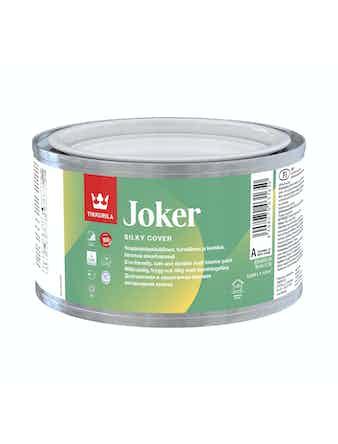 Краска JOKER A шелк.мат.0,225л Tikkurila