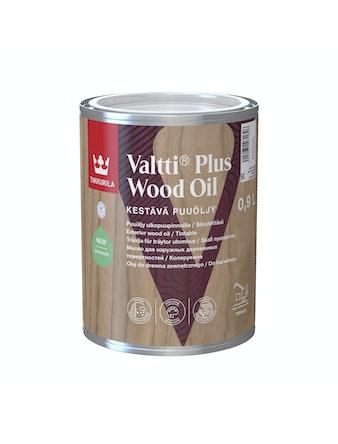 Масло д/дерева VALTTI AKVA 0,9л Tikkuril