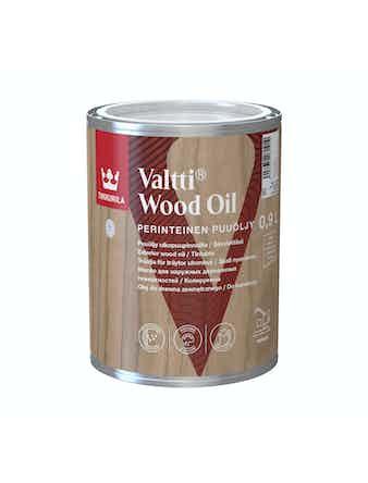 Масло для дерева Tikkurila VALTTI, 0,9 л