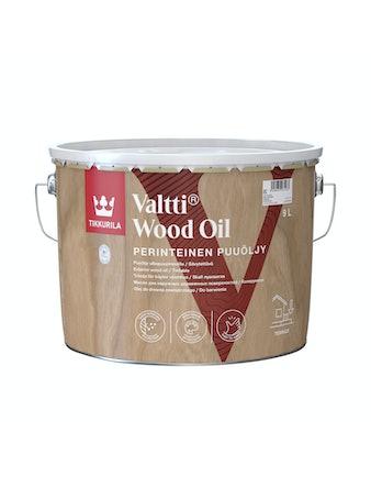 Масло для дерева Tikkurila Valtti EC, 9 л